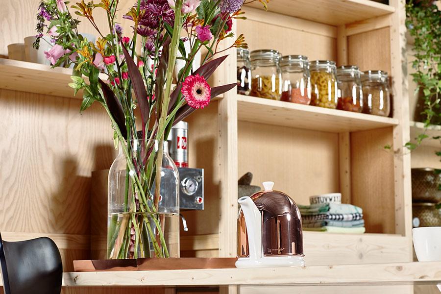 Kastjes Open Keuken : Open keuken kast miresko