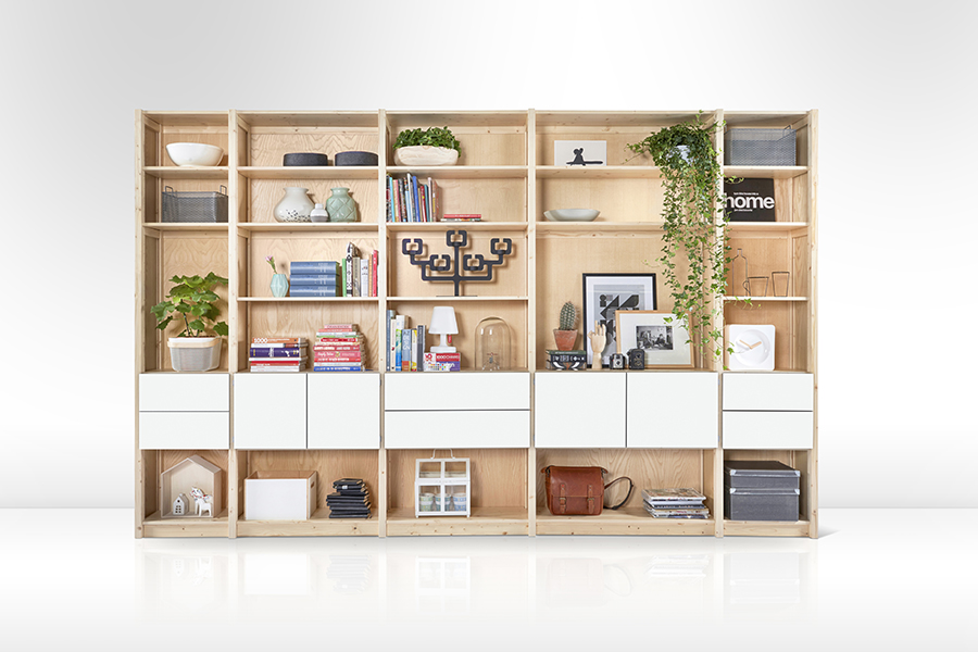 Ikea Billy Kast Glazen Deuren.Billy Boekenkast Wit Amazing Ikea Billy Boekenkast Wit Met Deur