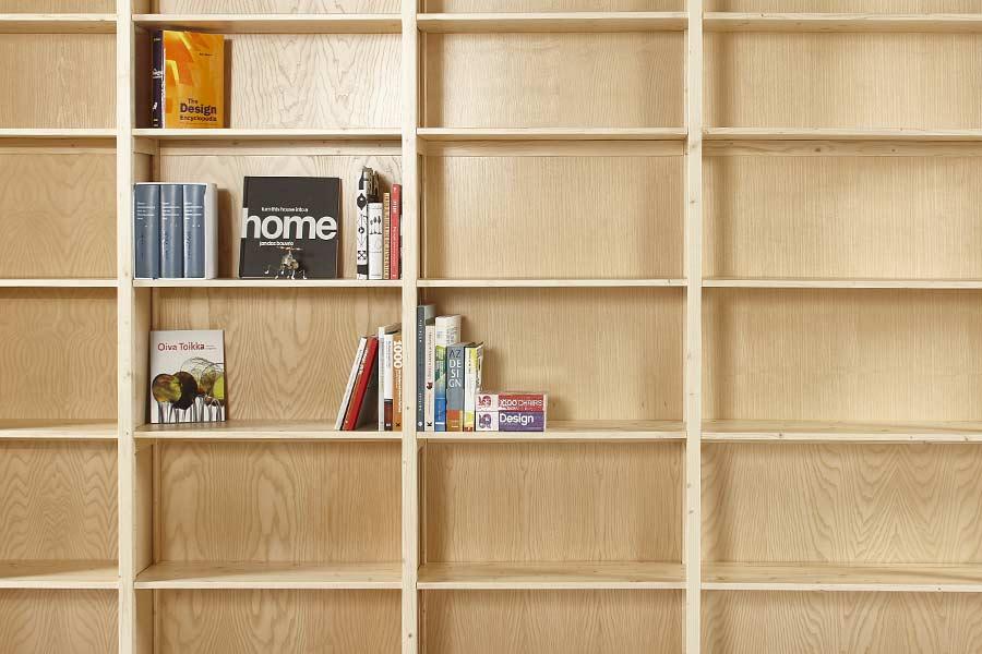 Lundia Original boekenkasten | Op maat gemaakt