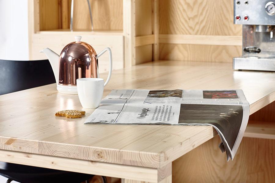 Keuken Tafel Ikea : Keukentafel bank eenvoudig model tafel om te maken van pallethout