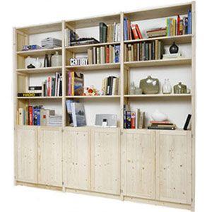 lundia original boekenkast op maat gemaakt